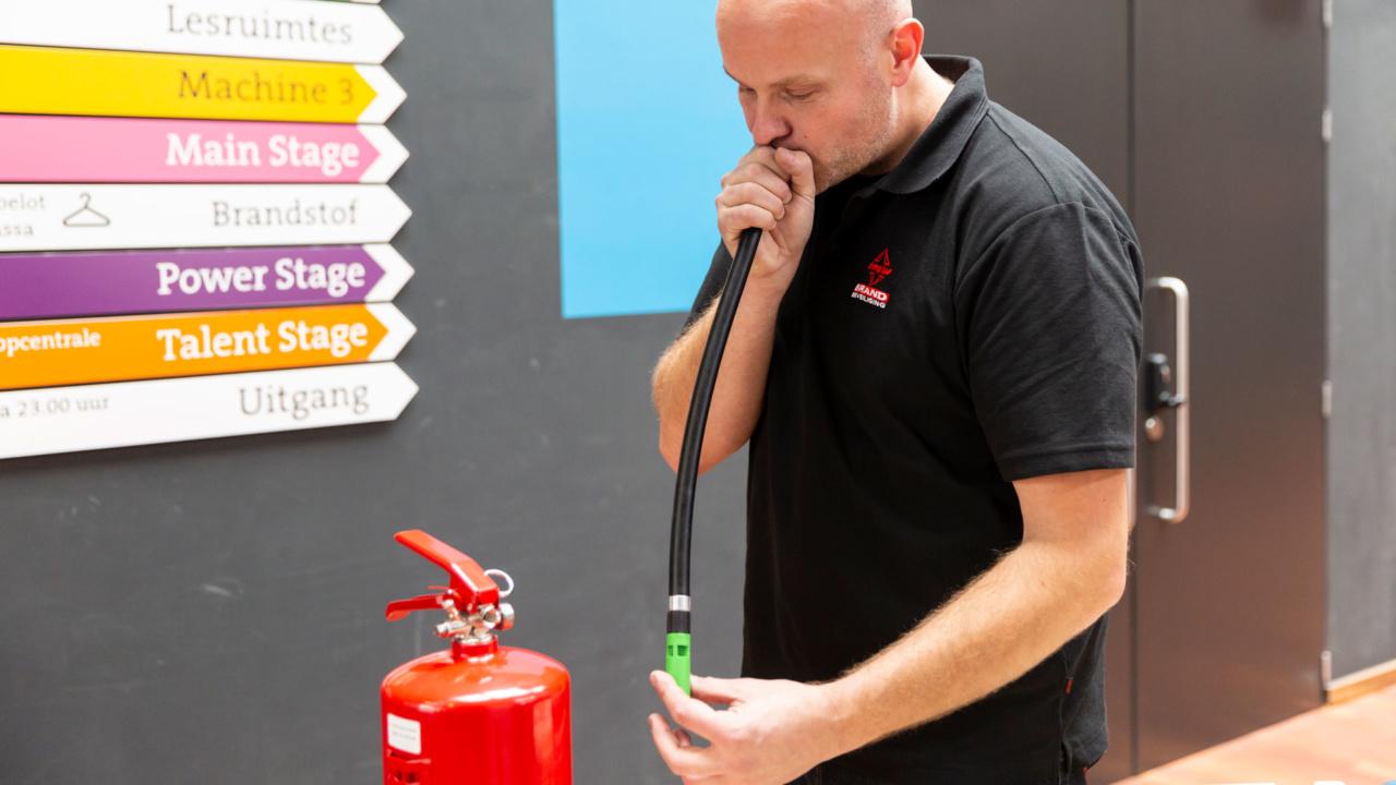 Brandblusser onderhoud 3